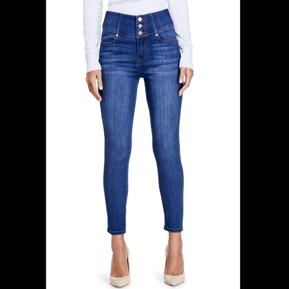 Guess Denim - GUESS High Rise Skinny Jeans